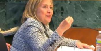 Hillary Clinton: Al Jazeera Is Real News