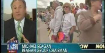 Michael Reagan Tells Megyn Kelly That Lots Of Tea Partiers Voted For Obama