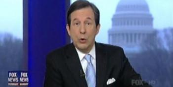 Chris Wallace On Budget Cuts To Programs That Harm The Poor: 'We'd Better Get Used To It'