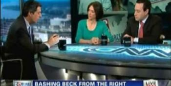 On CNN's Reliable Sources, Conservatives Jennifer Rubin And David Frum Explain Why Glenn Beck Is Bad For The Right