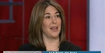 Naomi Klein: Shock Doctrine Being Used To Auction Off The States