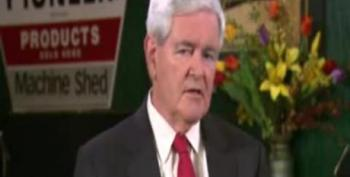 Gingrich Blames Patriotism For His Affairs