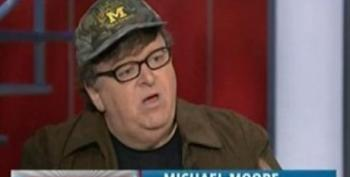 Michael Moore: This Is A Class War That's Been Leveled Against The Working People Of This Country