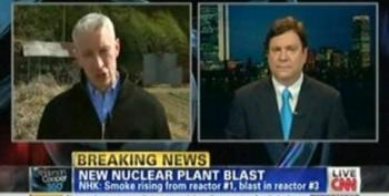 Second Explosion At Reactor #3 At Japan's Fukushima Plant