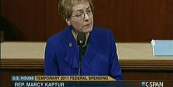Rep. Marcy Kaptur: When Are We Going To Ask Wall Street And The Oil Companies To Pay Their Share In Taxes?