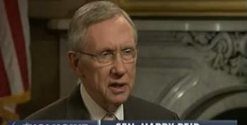 Harry Reid: Leave Social Security Alone - It's Solvent For At Least 30 Years