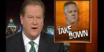 "Takedown: Ed Schultz Destroys Fox News' ""No Looting In Japan"" Theme"