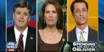 Anthony Weiner Hits Hannity And Bachmann For Defending Tax Breaks For Millionaires And Billionaires