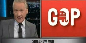 Maher: 'Governing This Country With Republicans Is Like Rooming With A Meth Addict'