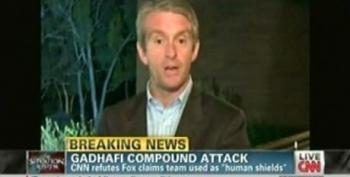 CNN's Nic Robertson Slams Fox For Claiming Their Crews Were Used As Human Shields