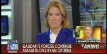 Fox's Jennifer Griffin Continues To Claim That Journalists Were Used As 'Human Shields' At Gadhafi Compound