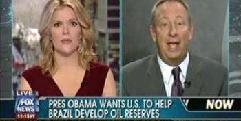 Megyn Kelly Allows Wingnut Radio Host Gallagher To Claim There's No Oil Remaining In The Gulf