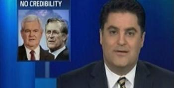 Cenk Uygur Slams Gingrich And Rumsfeld For Having No Credibility To Criticize Actions In Libya