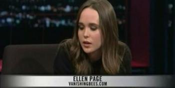 Ellen Page And Our Vanishing Bees