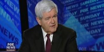 Newt Gingrich: My Infidelities Helped Me Understand How To Impeach Clinton