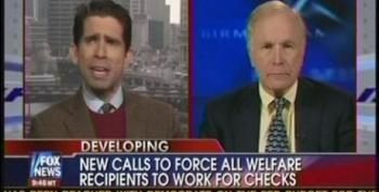 Fox Yappers On Cashin' In Love The Idea Of Replacing Union Workers With Welfare Recipients