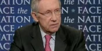 Reid: GOP Is 'Afraid' Of The Tea Party