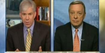 Durbin: Republicans Lose All Credibility If They Decide To Use Budget Fight To Relitigate Political Issues