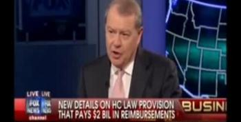 Stu Varney Feigns Outrage Over Affordable Care Act Provision Benefitting Koch Industries