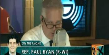 Glenn Beck To Paul Ryan: 'I Love You.' Ryan: 'I Love You Too.'