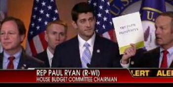 Rep. Paul Ryan Unveils His 'Path To Prosperity' By Gutting Medicare