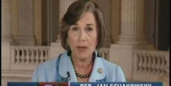Schakowsky: Ryan's Plan To Balance The Budget On The Backs Of The Poor Unconscionable