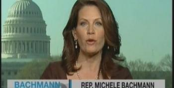 Savannah Guthrie Lets Michele Bachmann Roll Over Her When Asking About Her Extreme Statements