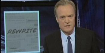Lawrence O'Donnell Chokes Up On The Air While Reading Friend's Powerful Email On Planned Parenthood
