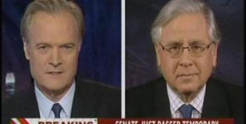 Chris Hayes And Howard Fineman React To Budget Deal