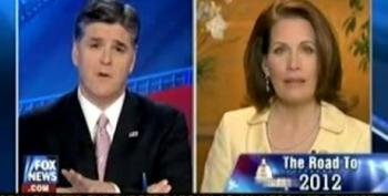 Bachmann: Obama Should Put His Birth Certificate 'On The Table'