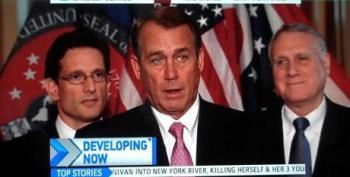 Rep. John Boener Supports Paul Ryan's Medicare Destruction Budget