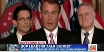 Boehner Pledges Support For Ryan Budget Plan, Including Medicare Privatization