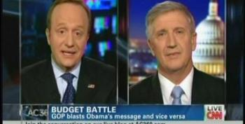 Andy Card Defends Paul Ryan's Horrid Budget Proposal And Accuses The President Of Playing Politics