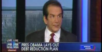 Charles Krauthammer Denounces Obama Speech As A 'Disgrace'