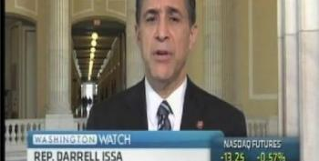 Rep. Darrell Issa Defends WI Gov. Scott Walker's Union-busting