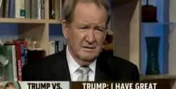 Pat Buchanan Defends Trump Statement About 'The Blacks'