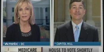 Rep. Jeb Hensarling Defends Republicans Vote To Destroy Medicare