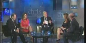 Chris Matthews Show Panel Debate Time Magazine Cover: What If There Is No Hell?