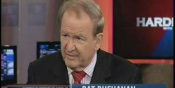 Why Can't MSNBC Have A Debate On Race Or Immigration Without Including Their Favorite Racist Pat Buchanan?
