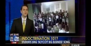 Fox Talkers: Indoctrination Or Education?