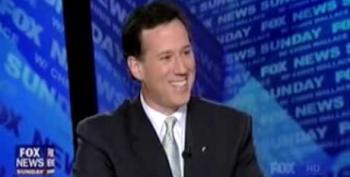 Santorum: Gays Already Have Enough Rights