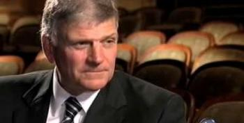Franklin Graham: Second Coming Of Christ Will Be On YouTube, Twitter