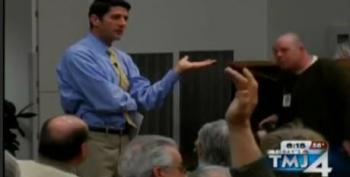 Paul Ryan Gets An Earful From The Audiences In Wisconsin 'Town Hall' Tour