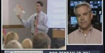 Meet Paul Ryan's Democratic Challenger In WI-01, Rob Zerban