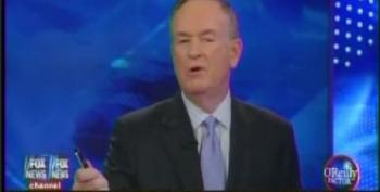 Bill O'Reilly Insists The Birther Theories Had Nothing To Do With Racism At All