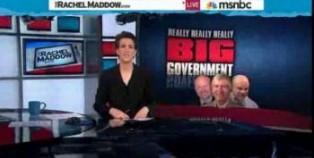 Maddow: Michigan Governor Thinks Democracy Is A 'Problem'