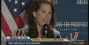 Michele Bachmann: 'I Would Have Congress Pass A Mother Of All Repeal Bills'