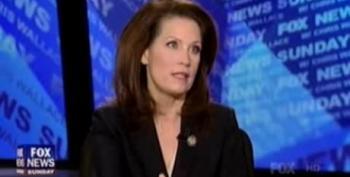 Bachmann Claims NATO Killed 30,000 Civilians In Libya