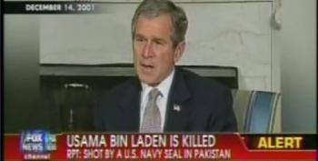 On Fox And Friends, Giving George W. Bush Credit For Bin Laden's Death Is A Recurring Theme