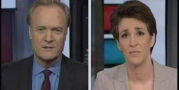 Lawrence O'Donnell And Rachel Maddow Discuss Rice Interview